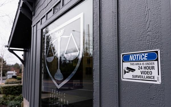 BRICK AND MORTAR: Fidus dispensary is located in the sleepy Multnomah Village neighborhood of Southwest Portland.
