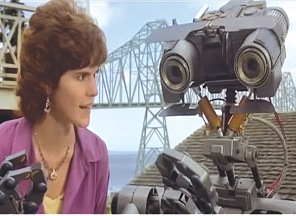 A Brief History Of Movies In Astoria Willamette Week Short Circuit No Disassemble