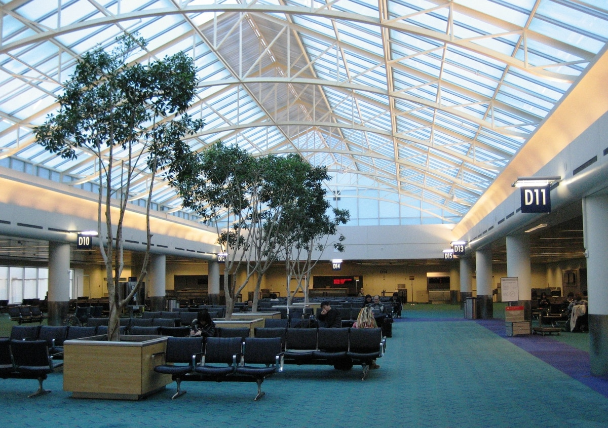 Portland International Airport Is Getting a Slew of New Business as Part of Its Concourse Construction