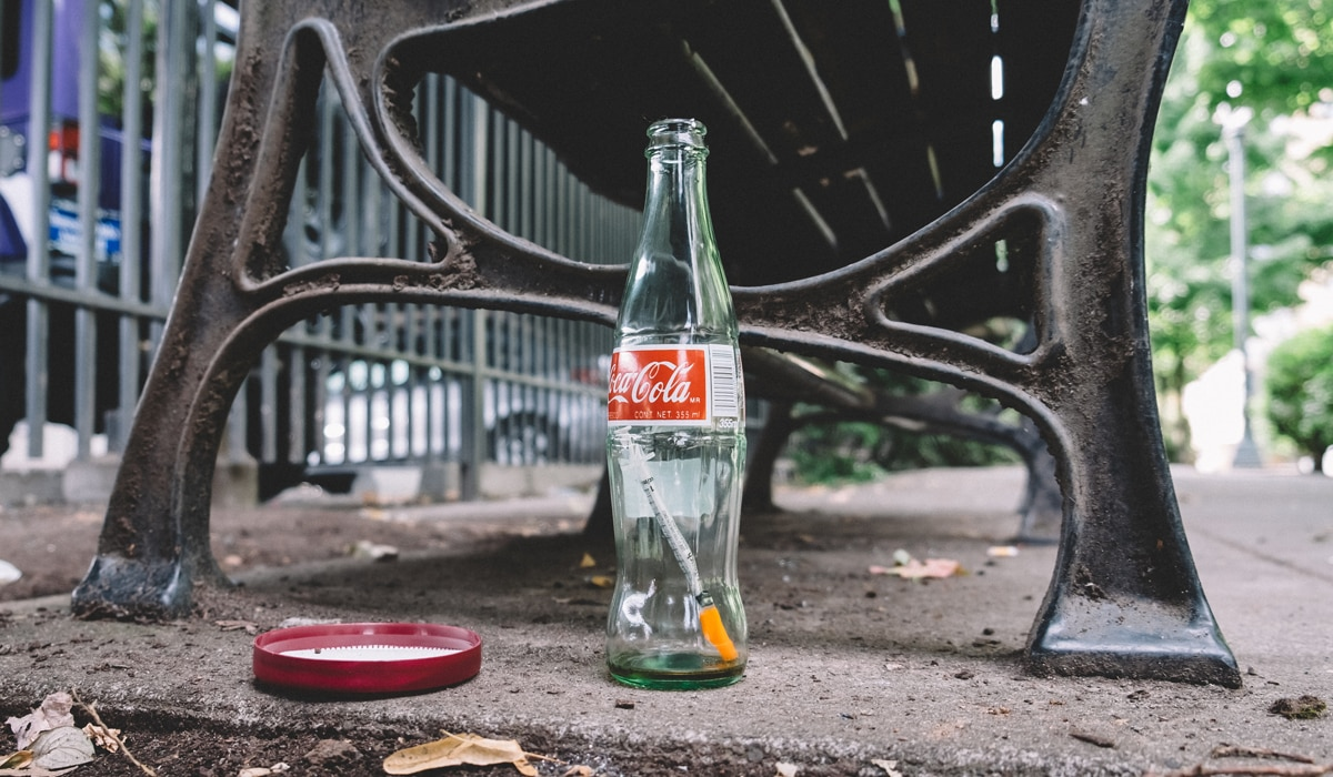 What's the Drug of Choice for Portland's Homeless