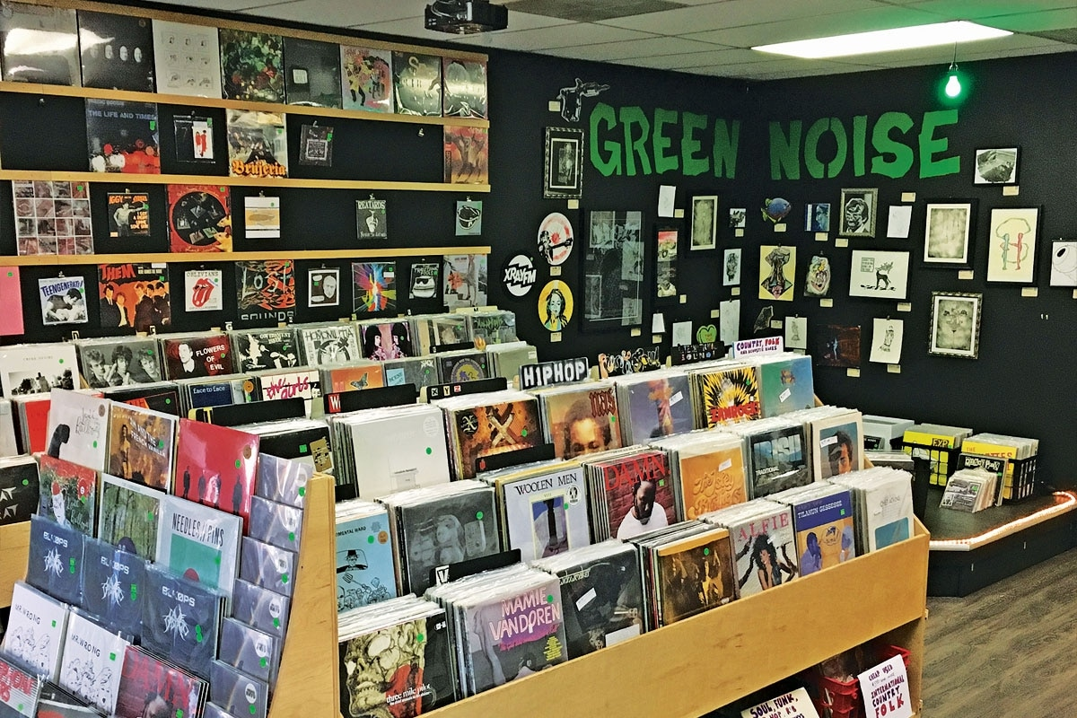 Five New(ish) Portland Record Stores to Visit This Record