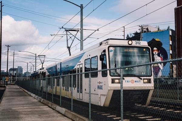 MAX Orange Line. (TriMet)