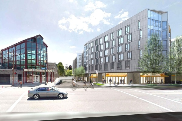 Hundreds of new apartments are going into the LloydDistrict and could completely change the neighborhood.