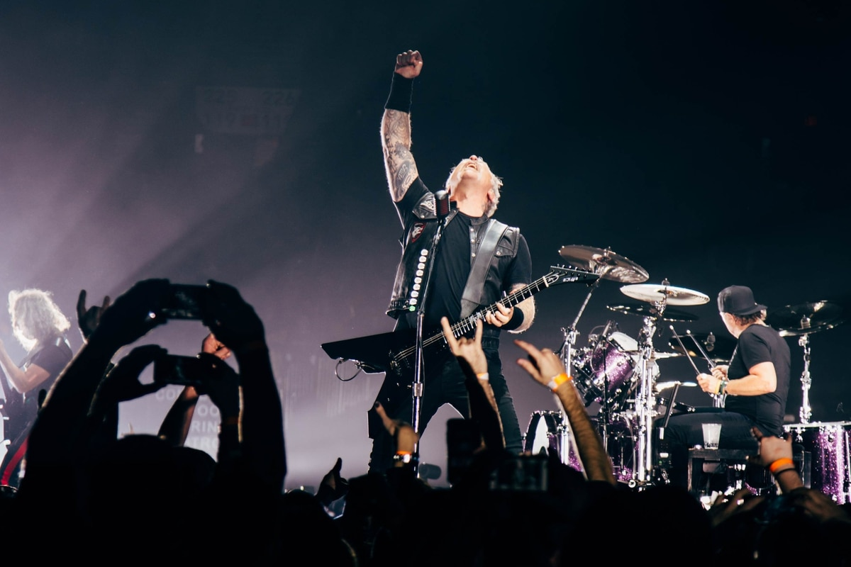 Metallica's Portland Show Was a Reminder of Why They're
