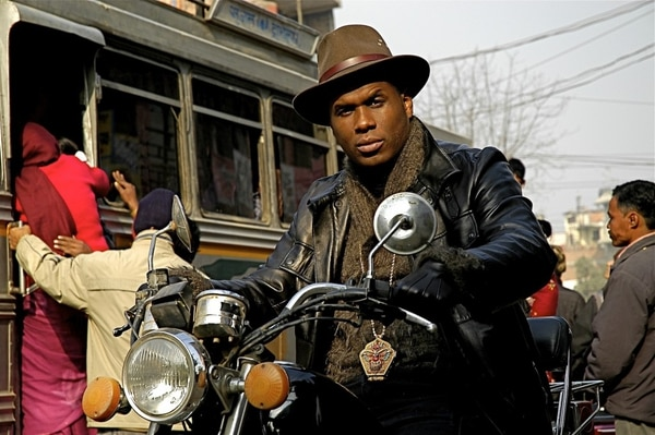 Jay Electronica in Nepal Film – photo from the artist