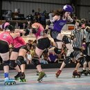Rose City Rollers (Regularman Photography)