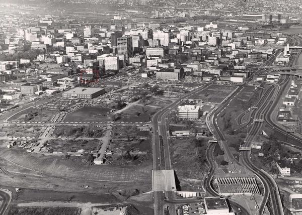 South Portland in 1964 (Courtesy Kerry-Lynne Demarinis Brown)