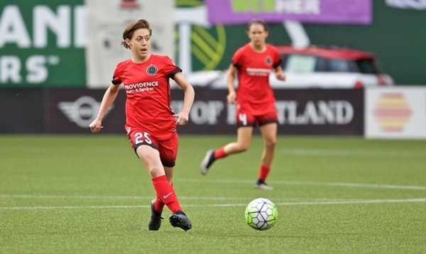 Meghan Klingenberg (Courtesy Thorns FC)
