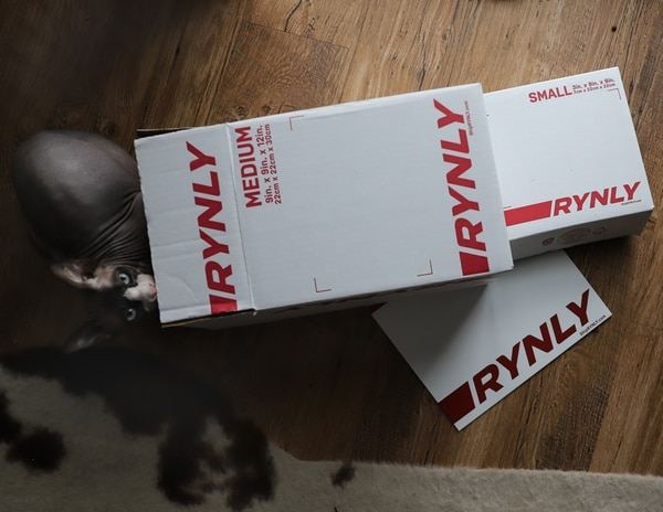 Forget Fed Ex and UPS: Rynly has come to Portland