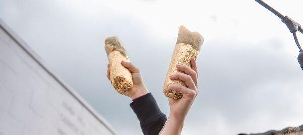 Kooks Burritos. (Thomas Teal)
