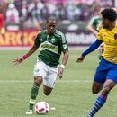 Darlington Nagbe by Ray Terrill