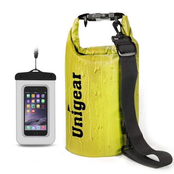 Comes in lots of colors and many larger sizes, but this yellow 2L is on sale today for $8.69. (Amazon)