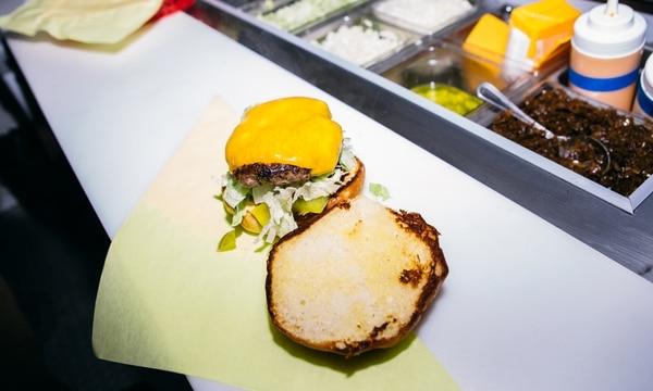 Portlands Best New Burger Cart Isnt Fancy Or Cheffy Its Just