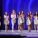 Anita Green (third from left) at this year's Miss Earth Elite USA competition. (Eva Flis)
