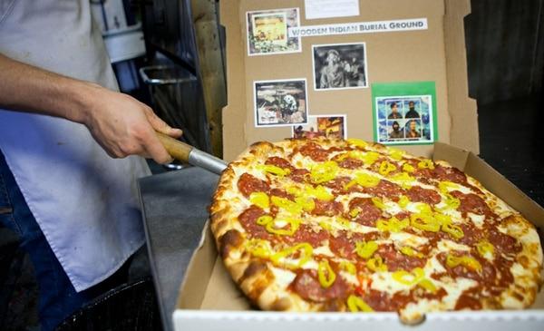 (Lonesome's Pizza, Vivian Johnson)