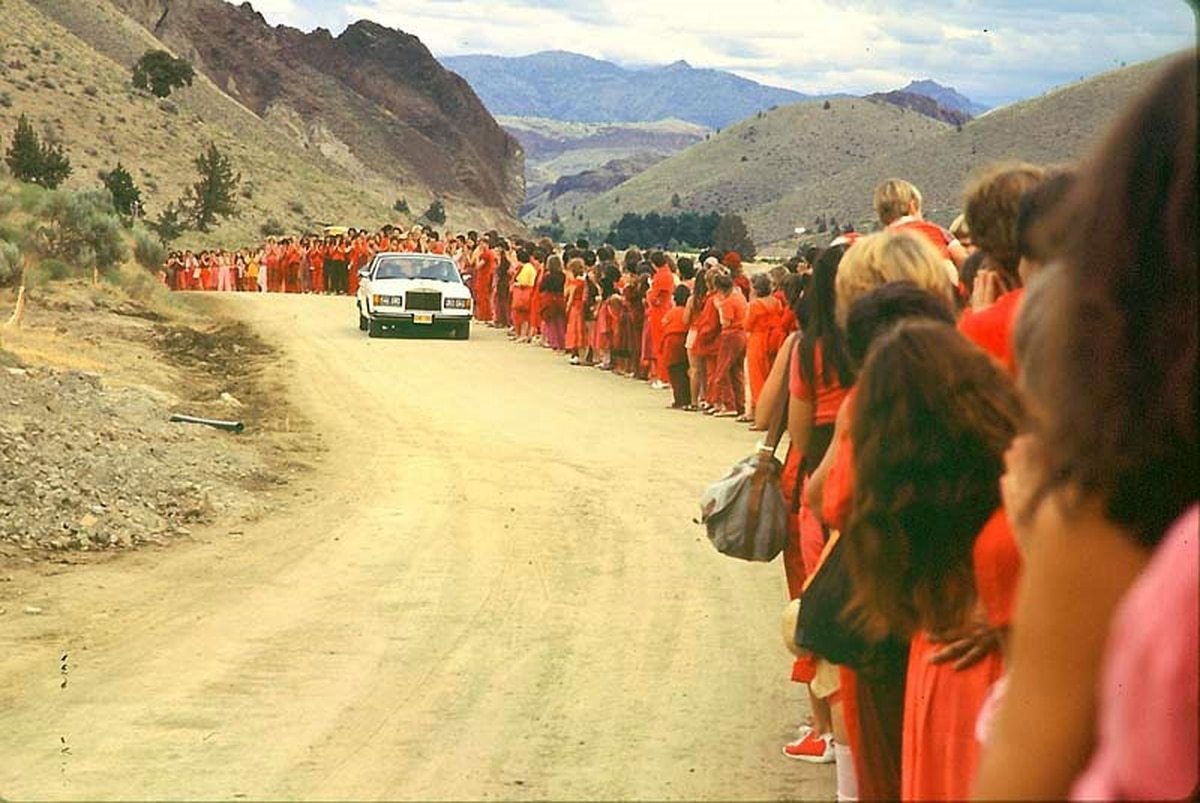 We Dug Through the Archives for Photos of the Rajneesh