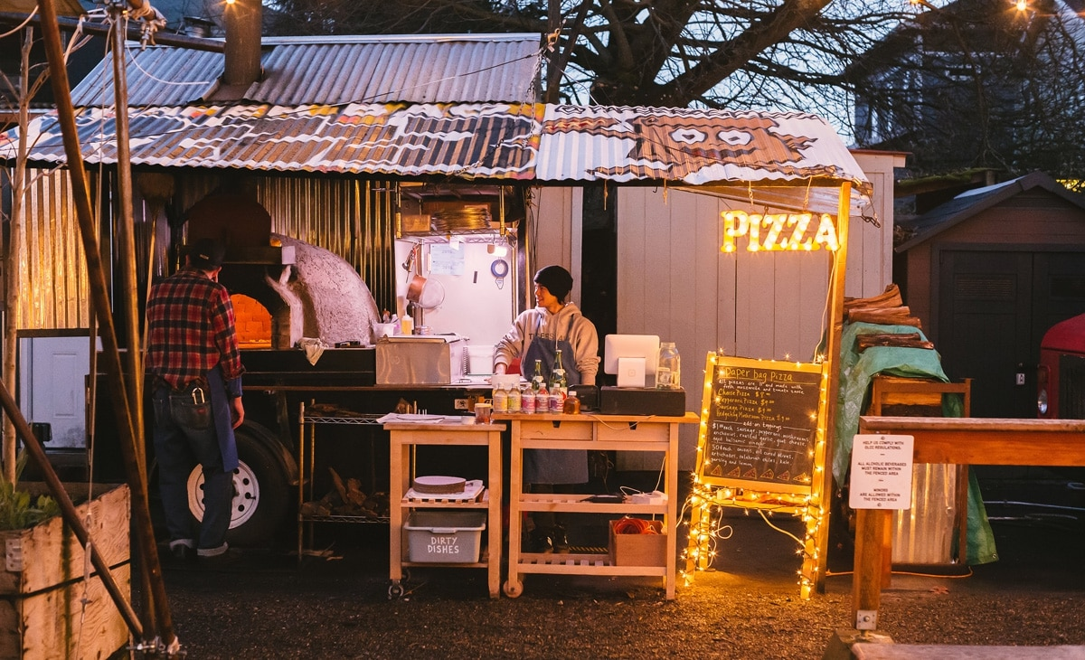 One Of The Largest And Most Popular Food Cart Pods In Portland Is Closing To Become Apartments