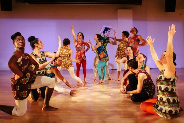 Rejoice: Diaspora Dance Theater