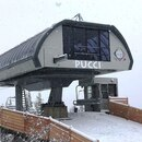 Pucci Timberline Chairlift. IMAGE: Courtesy of Timberline Ski Area.