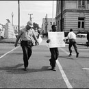 USA. Selma, Alabama. October 7, 1964. The Student Nonviolent Coordinating Committee (SNCC) organized
