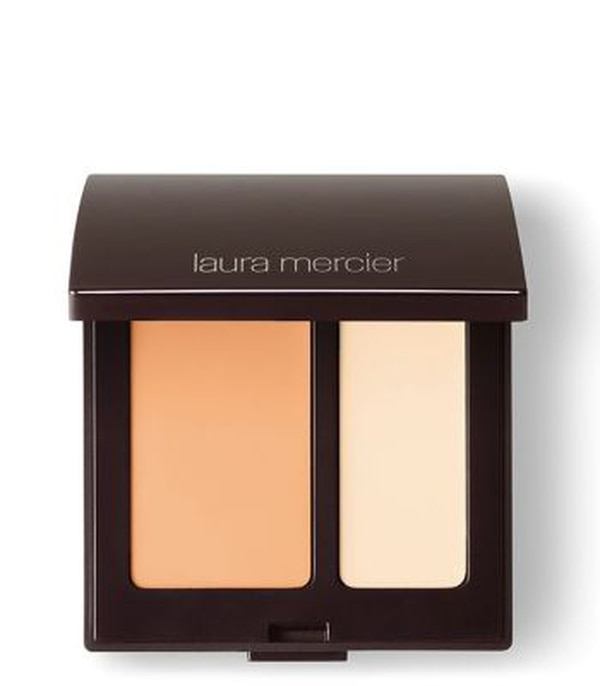 Two tones and two textures for any part of your skin, any season. (laura mercier)