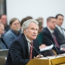 Former Governor John Kitzhaber in 2012. (Vivian Johnson)