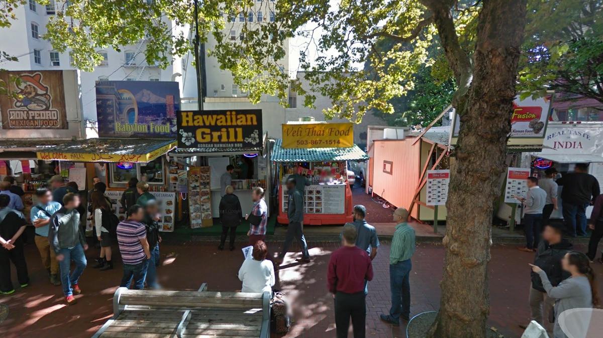 Best Food Trucks In Portland