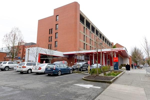 Legacy Good Samaritan Hospital in Northwest Portland. (Mick Hangland-Skill)