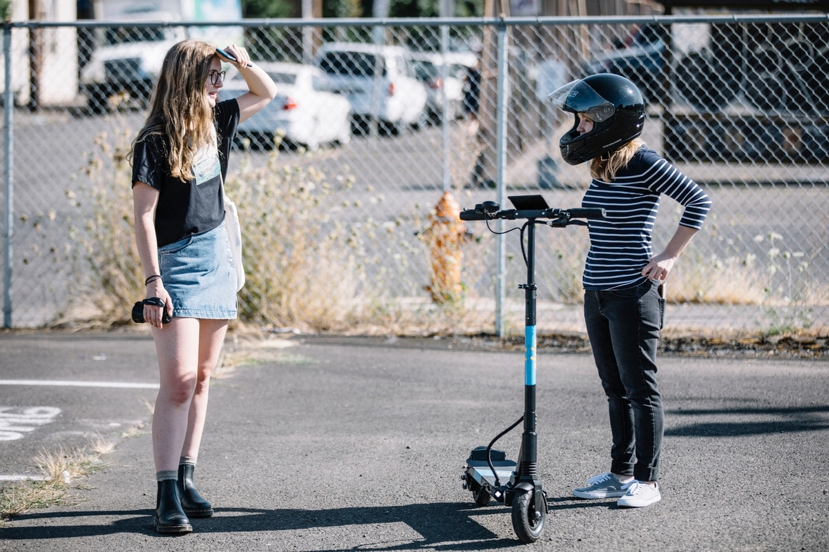 Three Scooter Companies Are Competing to Own Portland's
