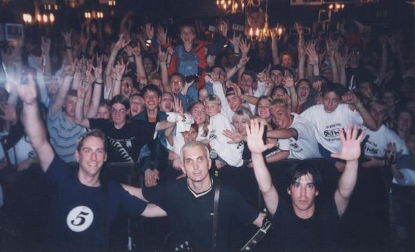 Everclear playing Music Millennium, courtesy of Steve Birch.