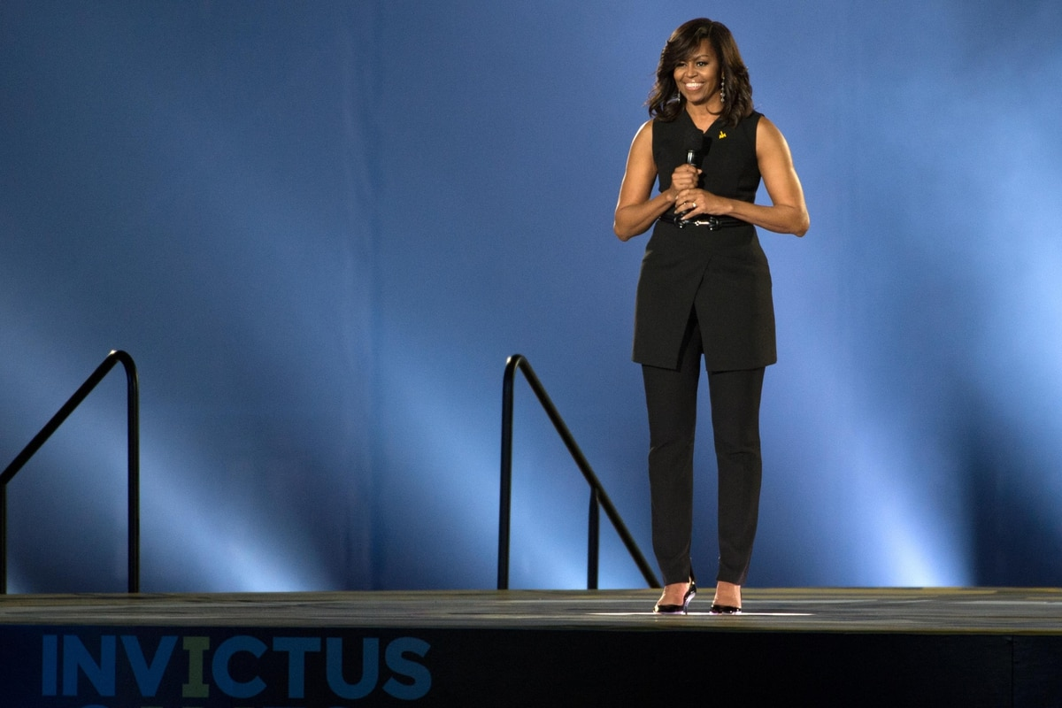 Michelle Obama extends tour as sales for 'Becoming' top 3 million