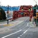 The Broadway Bridge, free from traffic. (Rocky Burnside)