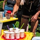 Pop Mob's milkshakes on June 29. (Justin Katigbak)