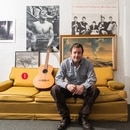 AUTHOR AND MUSICIAN WILLY VLAUTIN (Christine Dong) Spring Arts Guide 2021