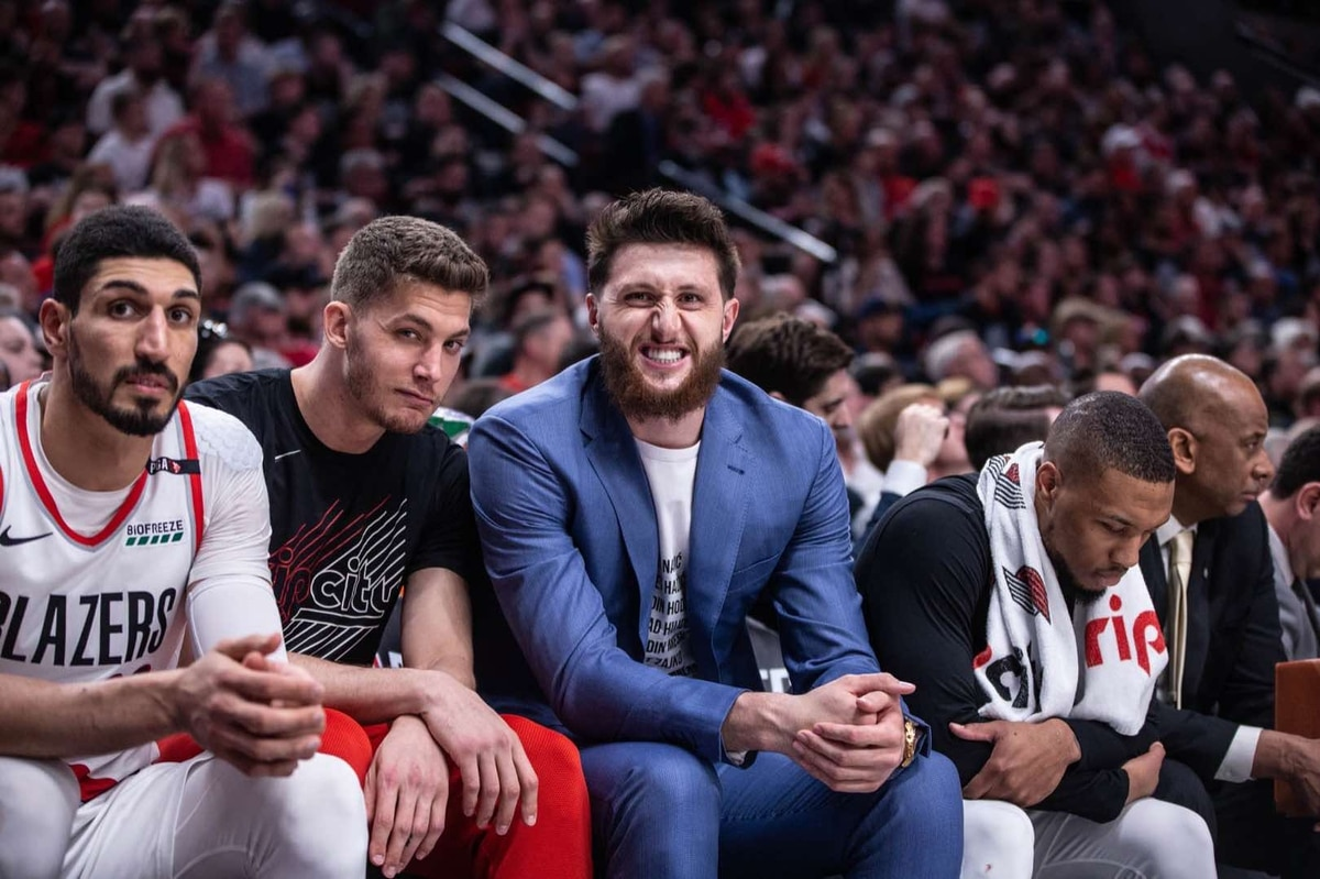 Image result for nurkic injury