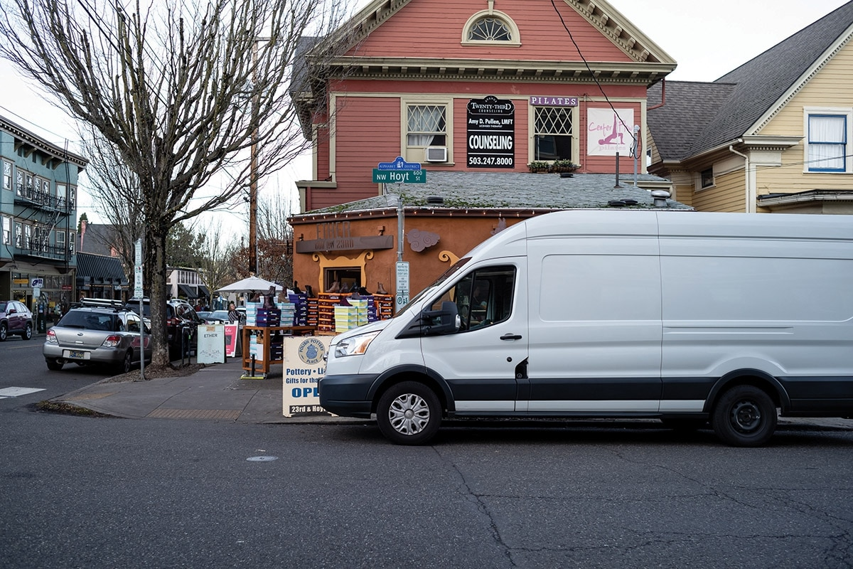One Of The Greatest Obstacles To Safer Portland Streets Roadside Parking That Blocks Views Of Oncoming Traffic Willamette Week