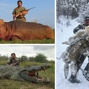 James Nash's Instagram feed showed him with big game he killed, until he took the photos down this month.