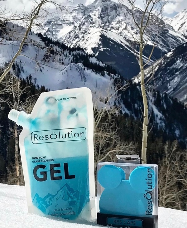 Resolution Gel and caps, $16.99. (Resolution)