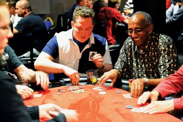 The Encore Poker Club in Northwest Portland before it closed. (Sean Gentry)