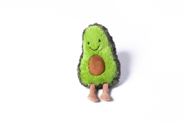 Avocado Plush by Amuseables. (Thomas Teal)