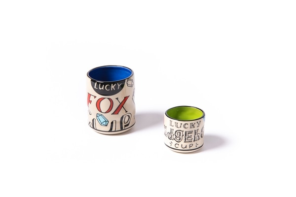 Handmade Tiny Ceramic Cup from The Bowl Maker. (Thomas Teal)