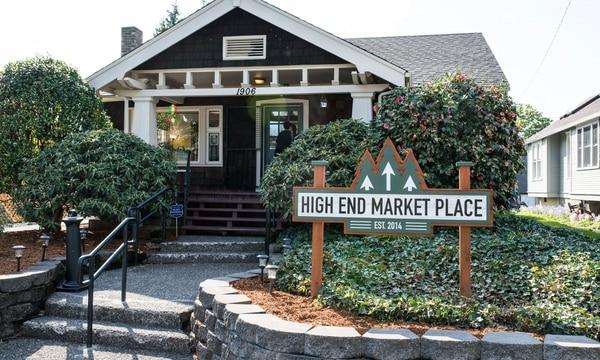 (High End Market Place, Daniel Cole)