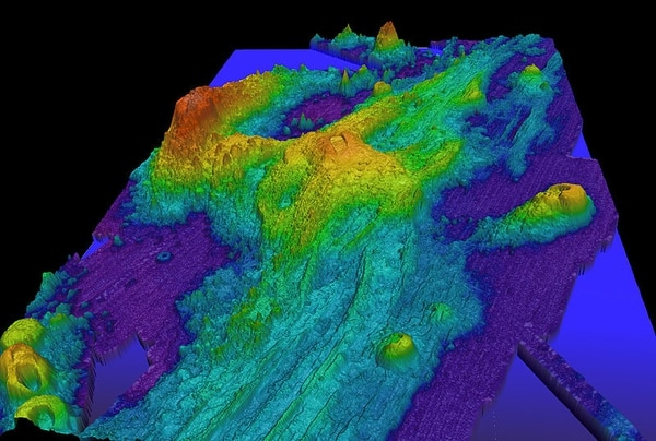 Scientists Are Studying a Massive Underwater Volcano off the Coast of Oregon