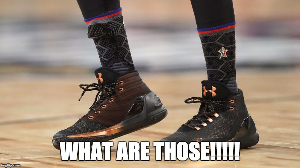 6926e300456d Steph Curry is Having Trouble With His Signature Sneakers. Again ...