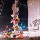 Memorial for a Portlander killed in traffic. (Wesley Lapointe)