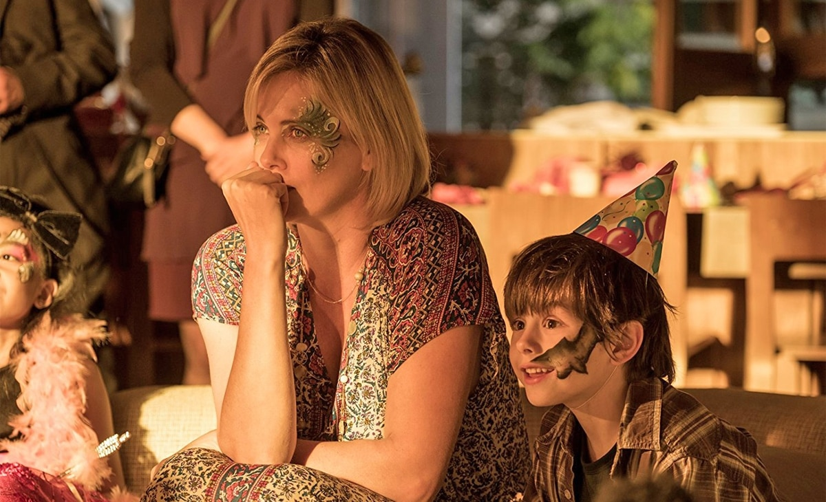 Charlize Theron Reveals Why She Thinks Her Mom 'Might Be Clairvoyant'
