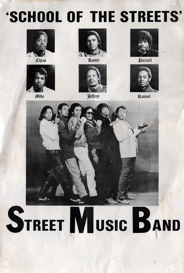 Street Music Band.