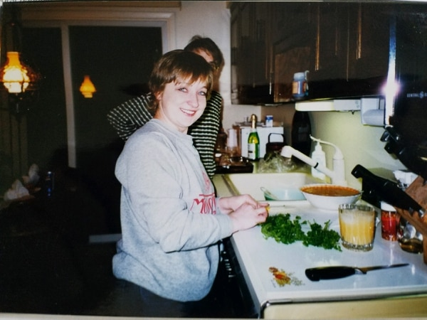FLASHBACKS: Yelena's family remembers her as a kind person who was fun to be around at family get-togethers. She loved to read and would often stay up all night with a book.