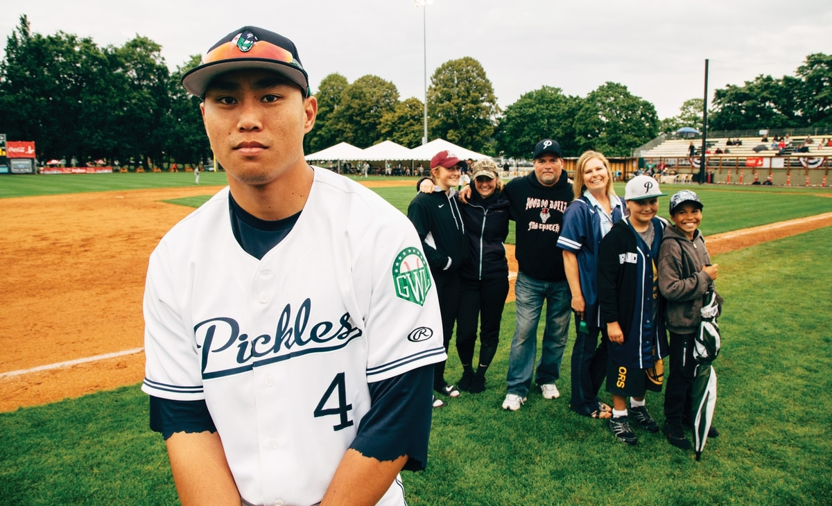 The Pickles Are Portland's Best Baseball-Playing Orphans