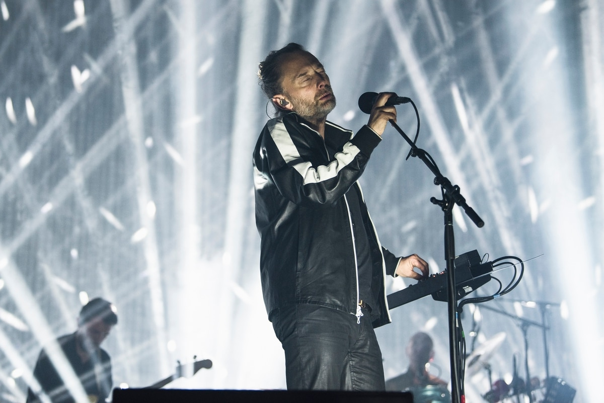 Radiohead's First Portland Show in 20 Years Was So Bleeping Special